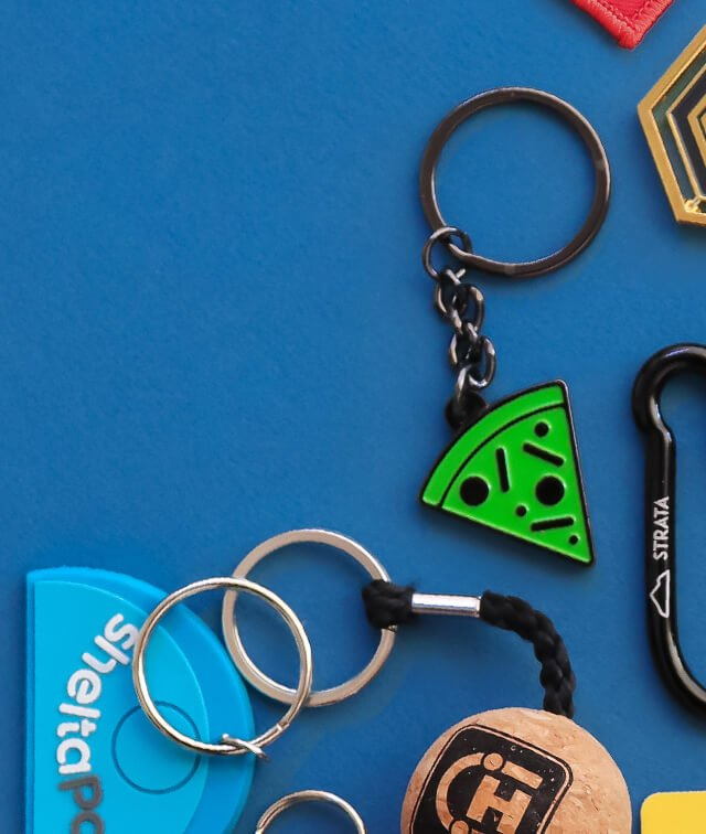 Promotional Keyrings | The Custom Printed Keyring Suppliers